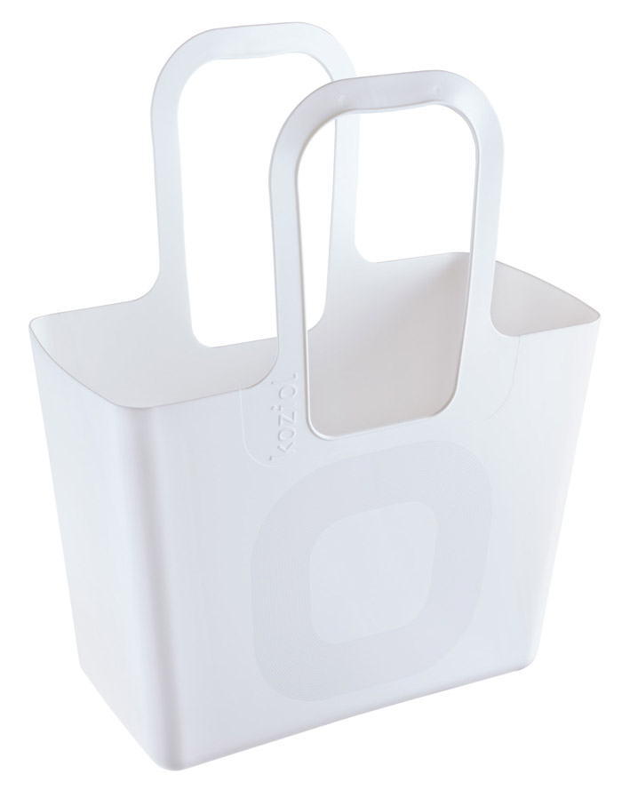 sac cabas plastique design publicitaire cabas publicitaire qualite koziol publicitaires. Black Bedroom Furniture Sets. Home Design Ideas